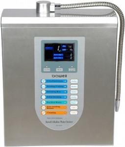 water ionizer electrolyte Fountain